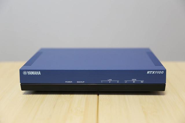 YAMAHA RTX1100