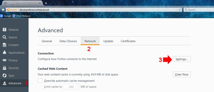 How to fix Firefox can't connect to internet