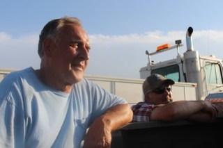 Dad and Farmer Randy.