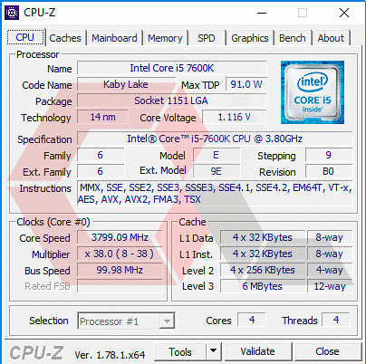 CPU-Z-Stock-3.8-GHz-2133-MHz-1.128v