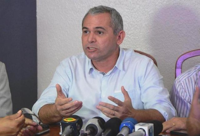 Prefeito Nélio Aguiar vai assinar decreto para iniciar contraofensiva ao nepotismo, Nélio Aguiar, prefeito de Santarém