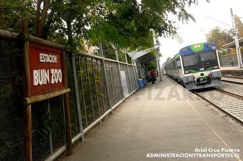 Metrotren - UT440R-103 - Buin Zoo