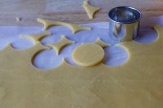 crisp, easy shapes