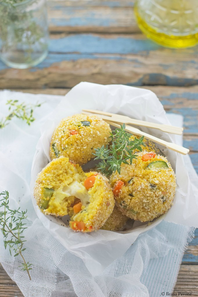 Polpette di cous cous vegetariane2