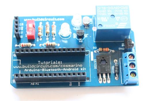 Step 13- Solder 5V relay