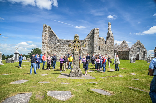 Clonmacnoise Abby and Ruins-003