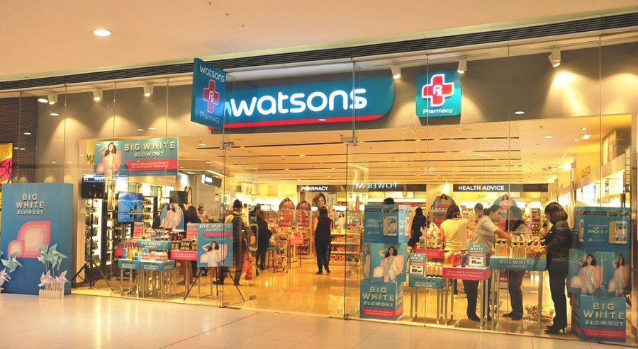 Watsons Store The Podium