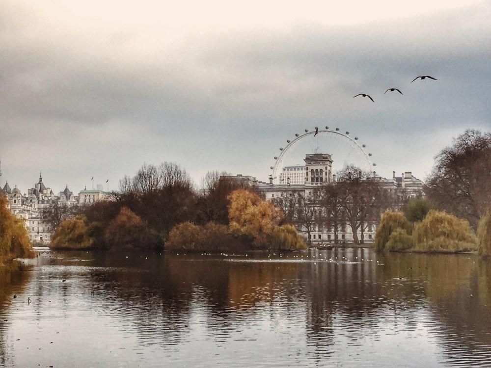 8 Dec 2016: St James's Park | London, England