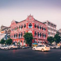 Sofaer Co Building Yangon Comfort Sofa Colonial Buildings Of