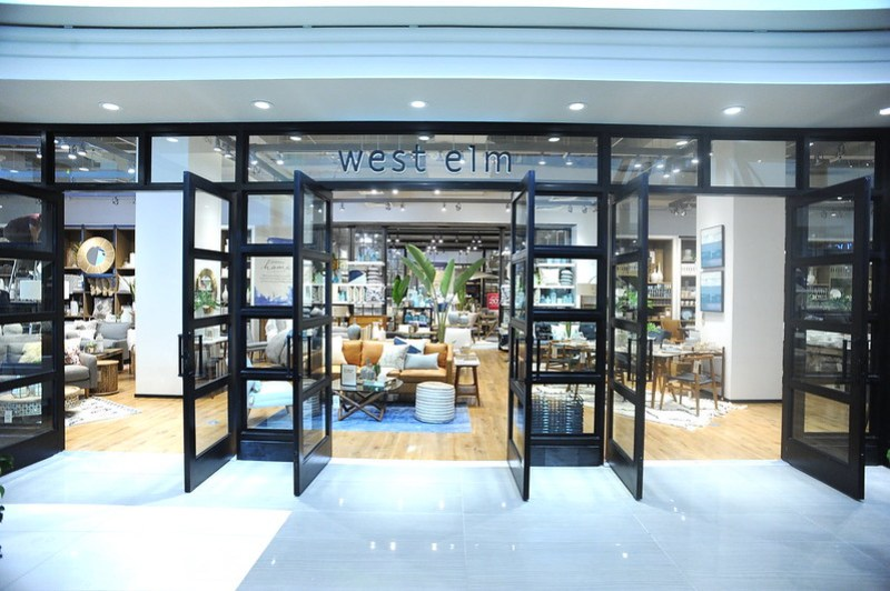 West Elm at Estancia Mall