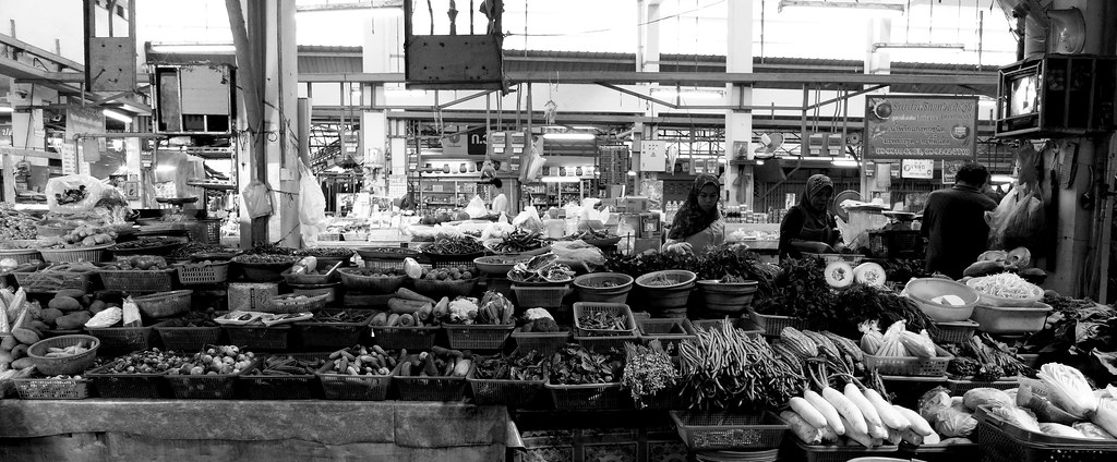 Thaïlande - Ayutthaya - 182 - Hua Raw Market