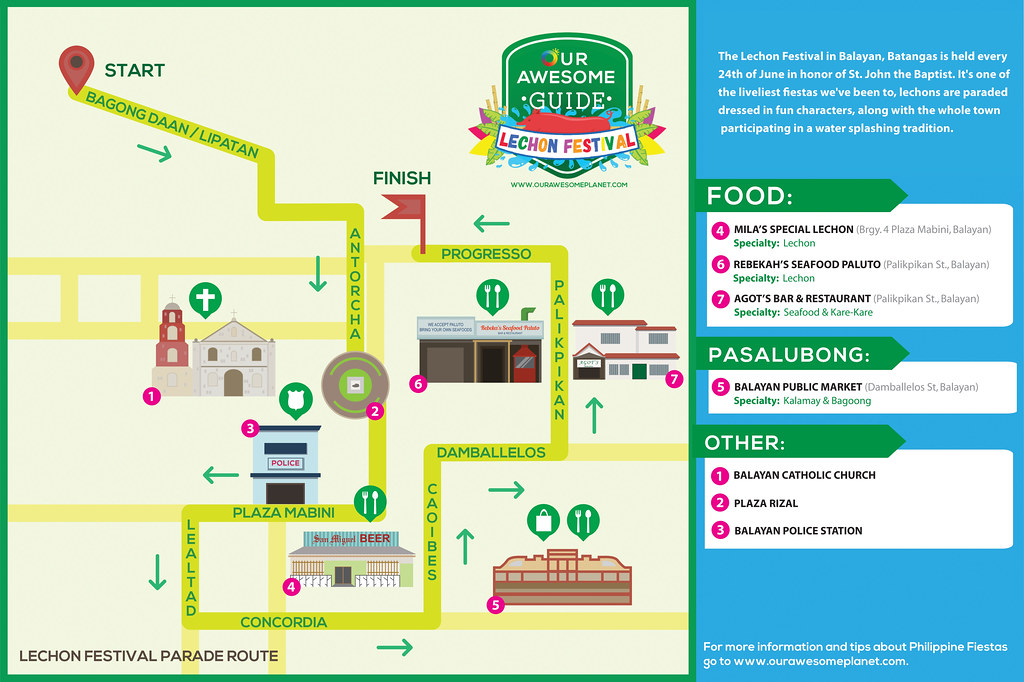 Balayan_Map
