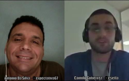 Antonio Da Silva Campos Camili Gutierrez ESET LATAM