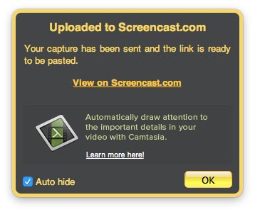 How to share screenshot with caption easily step 9