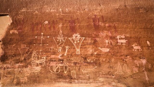 Pictographs & Petroglyphs