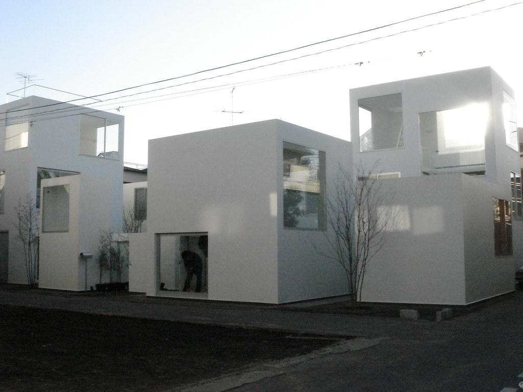 Moriyama House  Naoya Fujii  Flickr