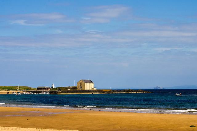 Elie Beach...
