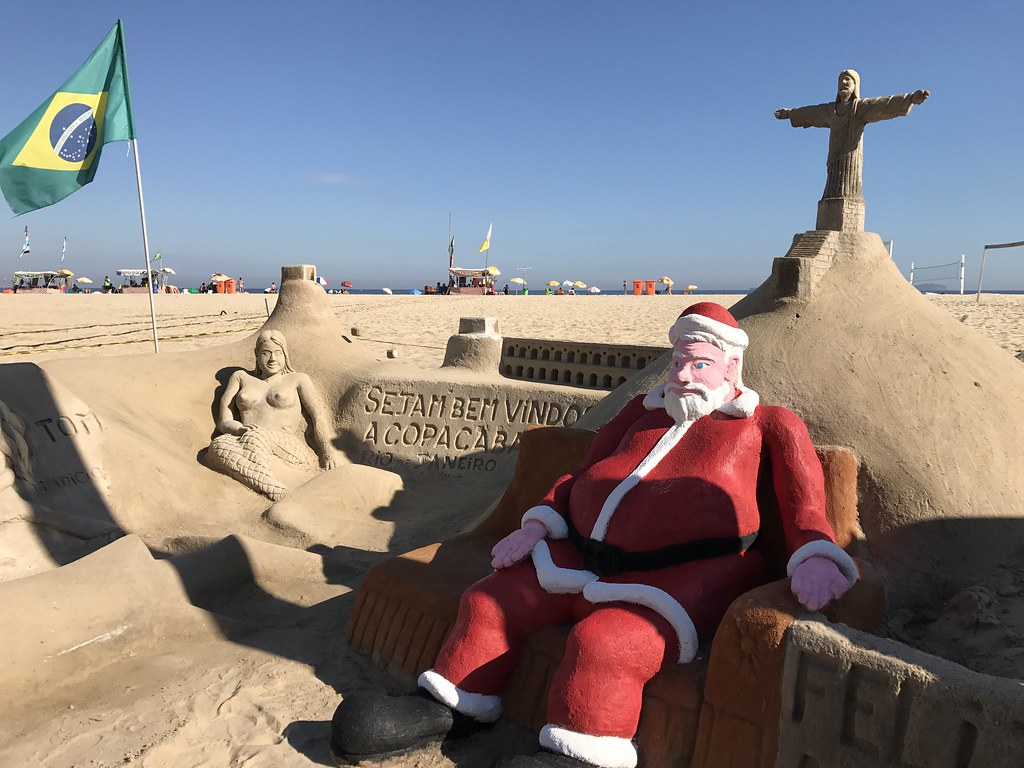 Merry Summer Christmas From The Southern Hemisphere Flickr