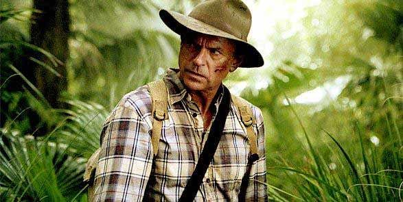 Alan Grant Jurassic Park 3