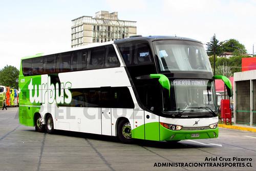 Tur Bus - Puerto Montt - Modasa Zeus 3 / Mercedes Benz (GXTG27)