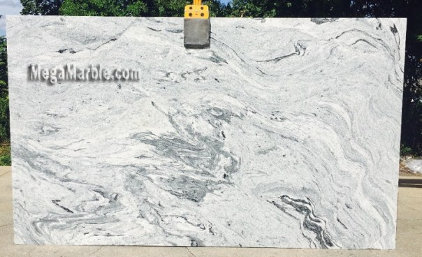 Ocean Cloud Granite Slab
