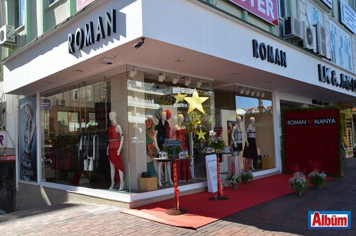 ROMAN Alanya Mağazası
