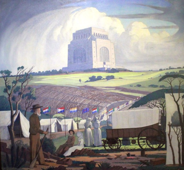 Artist Jacobus Hendrik Pierneef Afrikaaner Nationalism