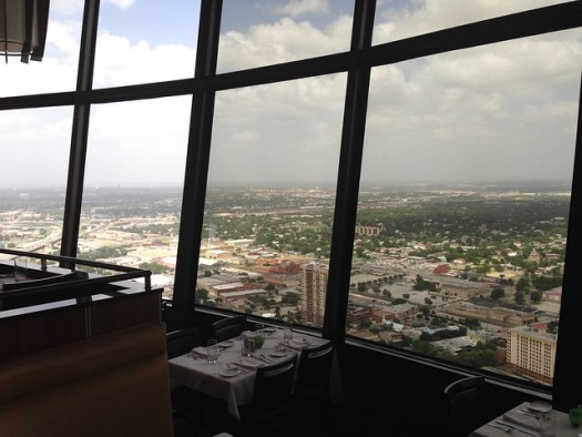 Chart House Restaurant, Tower of the Americas, San Antonio TX