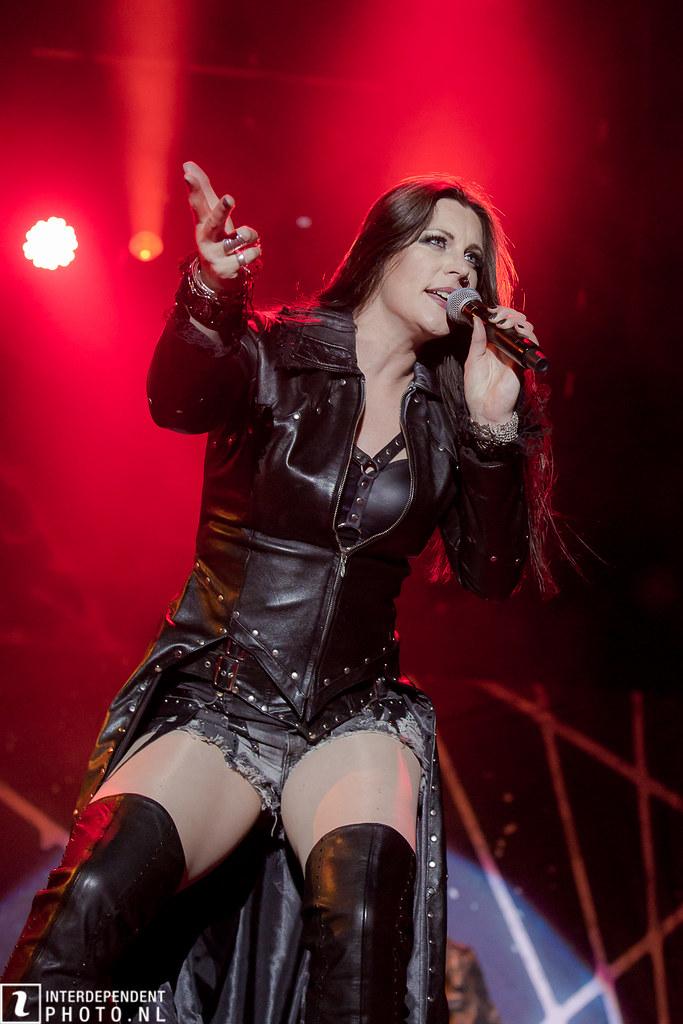 15080810 Nightwish 042 Floor Jansen  Ton Dekkers  Flickr