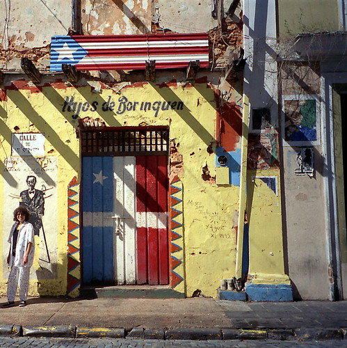 San Juan Puerto Rico casa Albizu Campos  See San Juan