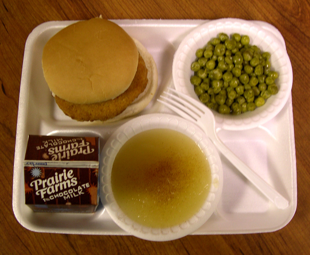 What Lunch Today School