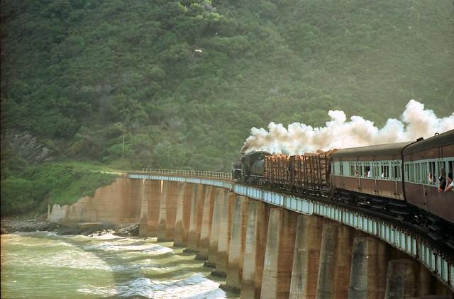 3d Wallpaper South Africa Kaaiman S River Bridge Wilderness South Africa Scanned