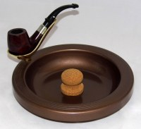 Vintage Park Industries Tobacco Pipe Holder & Ashtray With ...
