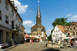 Marktplatz Wehlen