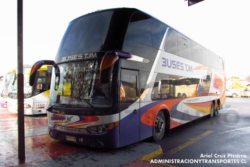 Buses TJM - Los Ángeles - Modasa Zeus 3 / Volvo (GYPT52)