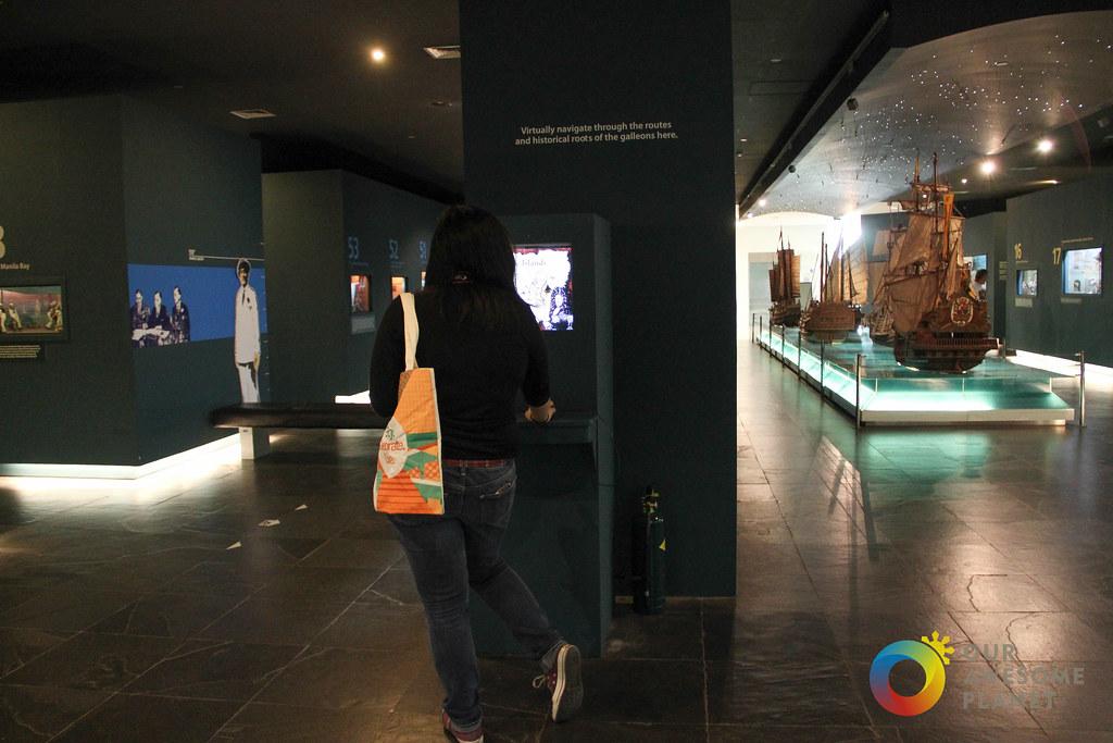 Ayala Museum 3D AR
