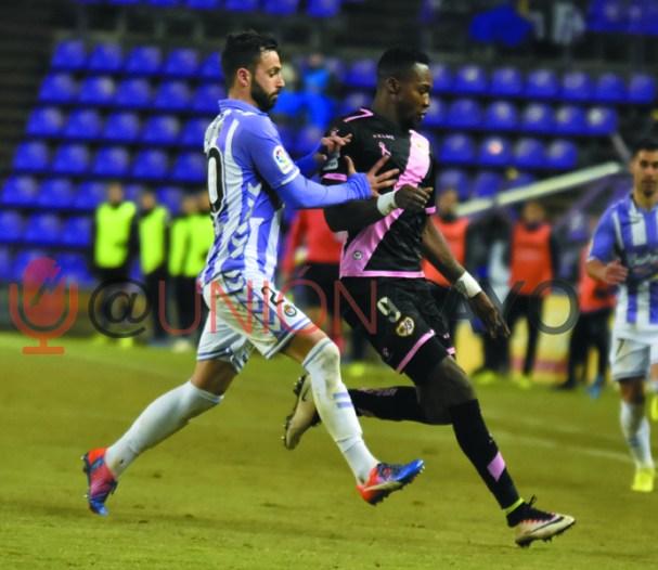 Valladolid 2-1 Rayo