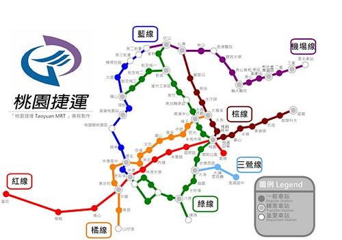 桃園捷運地圖美食景點懶人包整理   桃園捷運地圖美食景點懶人包整理   viviyu   Flickr