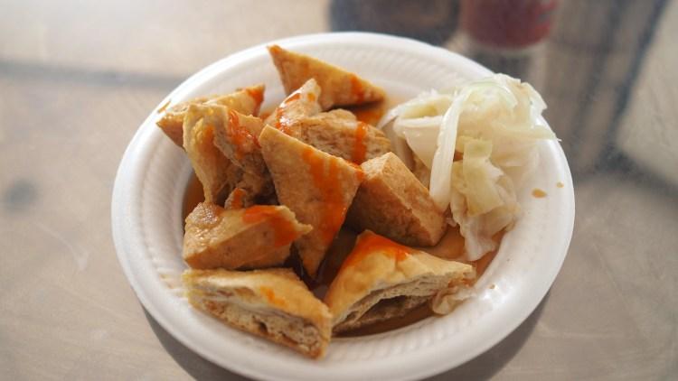 台南》學甲美食 – 食尚玩家推薦「學甲臭豆腐」
