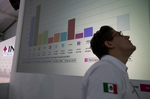 De 46.9%, la participación ciudadana en comicios de ayer: PREP
