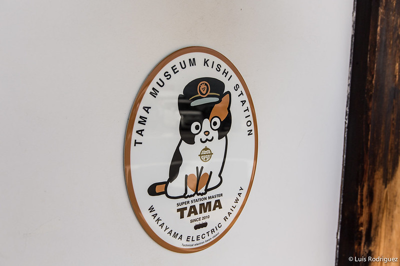 Tren con forma de gato Tamaden