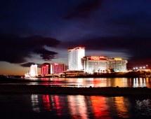 Colorado River. Riverside Casino. Nevada. Foto Antonio Lju