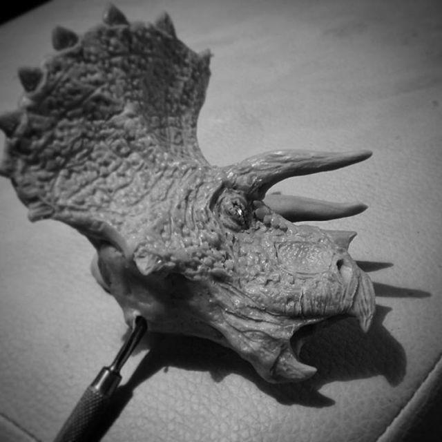 Daniel Alba Triceratops