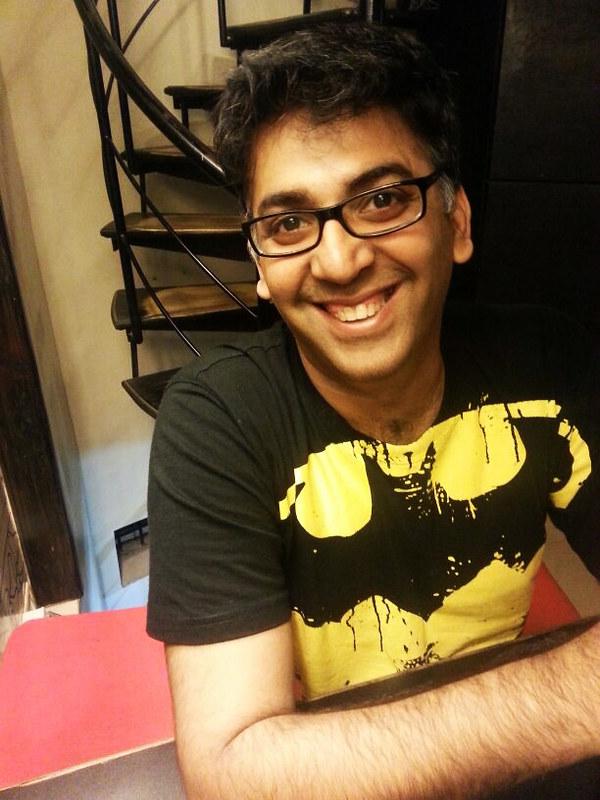 Our Self-Written Obituaries – Vivek Tejuja, Bombay