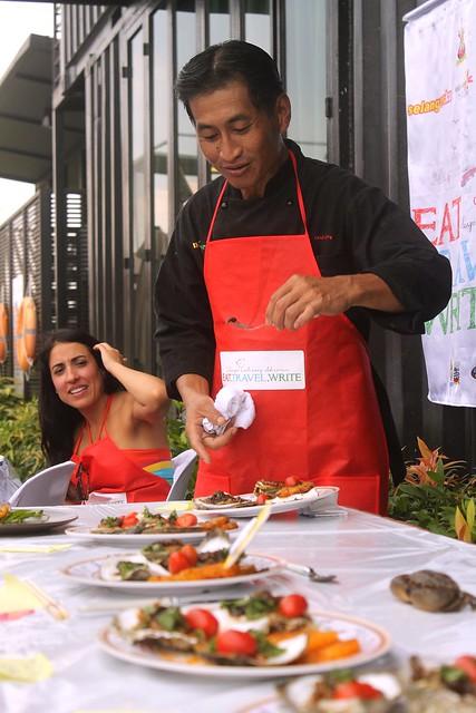Chef Afiq - Cooking Challenge
