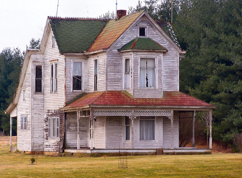 Beautiful Old Farmhouses