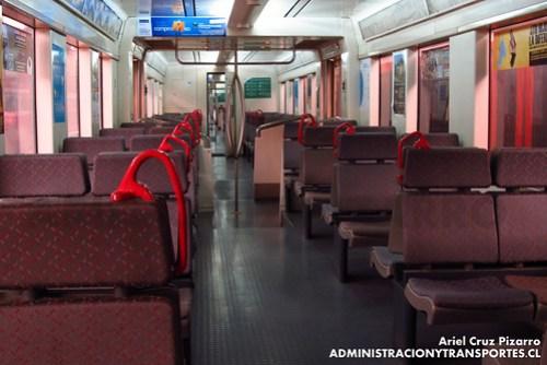 Metrotren - UT440R-203 - Alameda