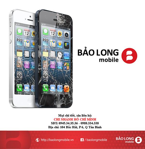 Tại đâu trong SG thay màn hình iPhone 5 không chất lượng?