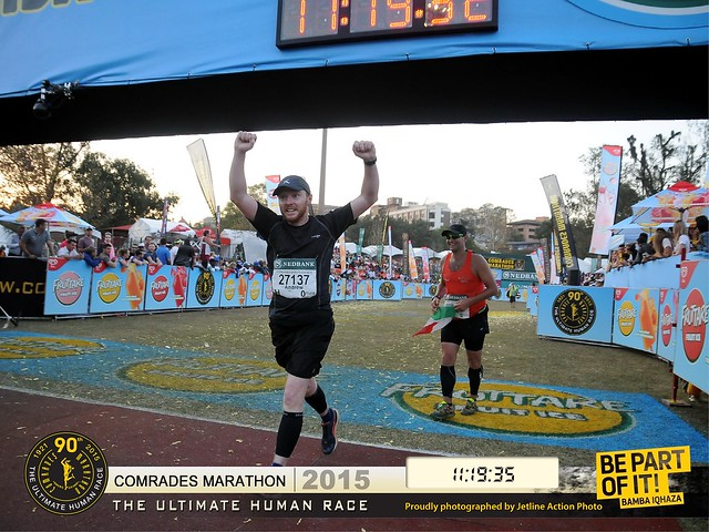 Comrades 2015 arrival pictures