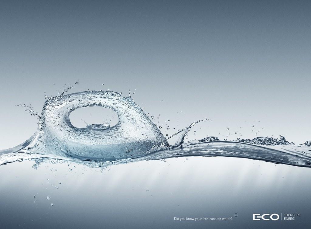 E-Co - 100% pure energy Iron